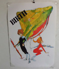 Mint BIRTH original MOVIE B2 POSTER JAPAN anime