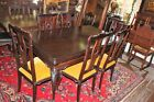 6 Chairs | Dining Room Furniture Set