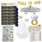 CLEARANCE  Bachelorette Party Bride Be Accessories Supplies Kit  Bridal Shower