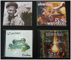 Silverchair - Frogstomp, Tomorrow, Pure Massacre, Israels Son - SIGNED/AUTOGRAPH