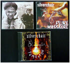 Silverchair - Tomorrow, Pure Massacre & Israels Son CDs - SIGNED/AUTOGRAPH
