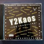 Almigthty Records Presents - Y2Kaos Very Rare HTF OOP Pittsburgh 2Gz BGA Stucc