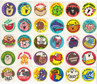 Vtg Scratch  Sniff Stinky Matte Trend Stickers Ham Candy French Fry You Choose