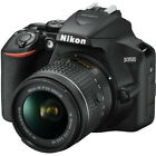 Nikon D3500 Digital SLR Camera w AF P DX NIKKOR 18 55mm f 35 56G VR Lens Black