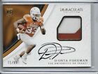 2017 Panini Immaculate Collection Collegiate Football Cards 13