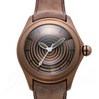 CORUM Bubble Op Art Limited Edition 082.311.98/0062 OP01 R Watch Never Used Mint