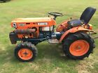 Kubota B7100 Compact Tractor Ride On Lawn Mower Diesel Tractor Delivery Poss