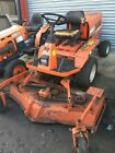 Kubota F2400 Diesel Ride On Lawn Mower With A 5 Foot Rear Discharge Deck