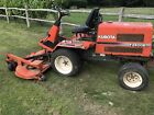 Kubota F2400 Outfront Ride On Lawn Mower Kubota Diesel Engine All Working