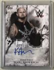 2018 Topps WWE Undisputed Wrestling Cards 16