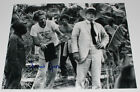 DIRECTOR WERNER HERZOG SIGNED KLAUS KINSKI11x14 PHOTO w COA FITZCARRALDO PROOF