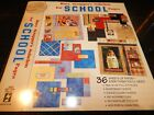 Busy Scrappers Solution for School Pages Hot off the Press Scrapbooking