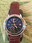 MEN WATCH AUTOMATIC SECTOR 850 POWER RESERVE DISPLAY DATE SAPPHIRE SWISS MADE!
