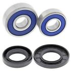 Yamaha SR125 (EURO) 1999-2000 Rear Wheel Bearings And Seals