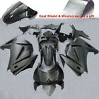 ABS Matte Black Bodywork Fairing Kit Fit for Kawasaki Ninja 250R 2008-2012 2010