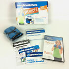 Weight Watchers Punch DVD Fitness Workout Kit Stephanie Huckabee Weighted Gloves