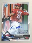 2018 Bowman Chrome National Convention Baseball Cards 30