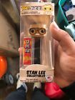 Rare Funko Pop Pez Stan Lee Collectibles Limited Edition Mint