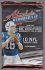 2010 Absolute Memorabilia 1 Unopened Pack Of NFL Football Cards
