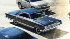 1964 Mercury Marauder Fastback 500hp Matching Numbers Promo Car RARE! 1964 Marauder Fastback Promo Car 500hp Matching Numbers Big Block