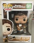 Funko Pop Parks and Recreation Vinyl Figures 5