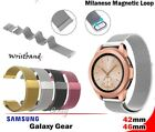 Milanese Magnetic Stainless Wrist Band Strap For Samsung Galaxy Gear 42mm