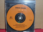 Steve Stone - Standing on the Edge PROMO CD Single BRAND NEW