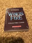 Wings Of Fire Book Collector Cards Tui Sutherland NEW Scholastic