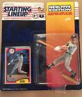 1994 WADE BOGGS NEW YORK NY YANKEES ☆HALL OF FAME☆ STARTING LINEUP FIGURE