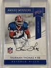 Thurman Thomas Cards, Rookie Cards and Autographed Memorabilia Guide 16