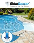 20 Pool Skimmer Automatic Cleaner Draws All Water A Round The Into Skim Basket