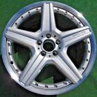 Genuine OEM Factory Mercedes Benz AMG 19 inch S550 CL550 WHEEL 65502 A2214000402