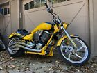 2007 Victory Vegas Jackpot  2007 Victory Vegas Jackpot Premium Special Edition Low Low Miles Arlen Ness adds