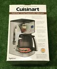 Cuisinart DCC 3200 14 Cup Programmable Coffee Maker Silver Stainless Steel NEW