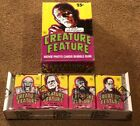 1980 Topps Creature Feature Sealed Box (Packs BBCE wrapped authenticated)