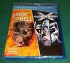Jason Goes to Hell Jason X Friday the 13th Double Feature Bluray BRAND NEW