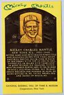 Mickey Mantle Cards, Rookie Cards and Memorabilia Buying Guide 50