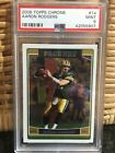 Aaron Rodgers Rookie Cards Checklist and Autographed Memorabilia 40