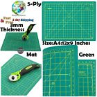 Self Healing Cutting Mat Rotary Double Sided Quilting Tools Thick Non Slip Mats