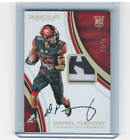 2017 Panini Immaculate Collection Collegiate Football Cards 21