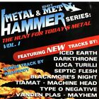 METAL HAMMER SERIES The Hunt For Today's Metal 1 - Various / GREECE PROMO CD NM
