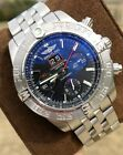 Breitling Chronomat Blackbird 2014 Limited Edition 44 A44360 Boxes Papers
