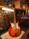 VINTAGE NORMA 4-PICKUP GUITAR  JAPAN-MADE Double Pointed