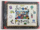 School Pictures Memories by Southern Living at Home Memory Book Scrapbook Album