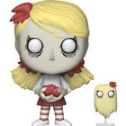 FUNKO POP Don't Starve Wendy Abigail SOFT VINYL ACTION FIGURE NEW