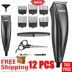 Hair Cutting Kit Machine Trimmer Clippers Professional Tools Grooming Barber Set