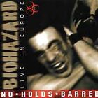 No Holds Barred: Live in Europe by Biohazard (CD, 1997, Mfd for BMG, Roadrunner)