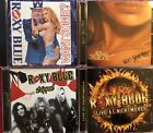 Roxy Blue- Want Some, Want Some More, Stripped,  Live At Nightmoves (4 CD Lot)