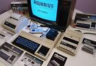 MATTEL AQUARIUS VINTAGE COMPUTER SYSTEM WORKING w/ PRINTER RECORDER 16K MEMORY