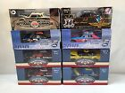 Lot of 8 1 64 NASCAR Classics DiecastDale EarnhardtTony StewartRichard Petty+